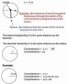 umfang kreis berechnen formel perimeter formulas and circumference of a circle