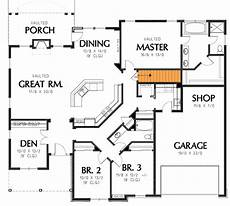 one story house plans with basement plan 69022am single story home plan house plans one