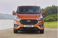 New Ford Transit Custom For 2018 Info And Pictures Of