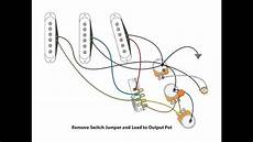 fender guitar wiring diagrams fender stratocaster shawbucker wiring problem no tone the gear page