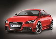 Audi Tt S Line Competion Is Heating The Tarmac Carguideblog