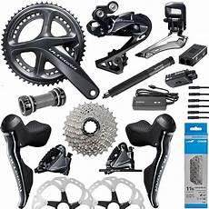 shimano ultegra r8070 di2 hydraulic groupset the colorado cyclist