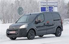 Neue Vans 2017 - new spyshots details of 2018 citroen berlingo peugeot