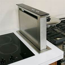 Counter Vents by Sirius Sudd3 20 Side Mounted Downdraft Ventilation Range