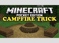 how to craft a campfire