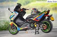 Modifikasi Motor Yamaha Nmax by Gambar Modifikasi Motor Yamaha Nmax Terbaru 2017