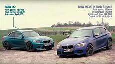 is this modified bmw m135i a match for the m2