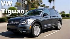 2018 Volkswagen Tiguan Review And Road Test