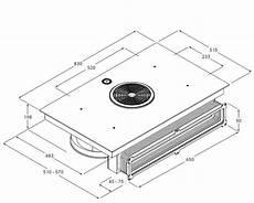 Bora Basic Bfiu - piano cottura a induzione in vetroceramica con aspiratore