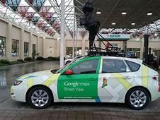 Google Street View Car In Orlando Floridajpg