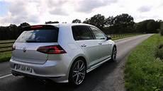Volkswagen Golf 7 R 300 Ps Acceleration