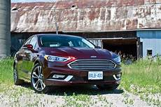2017 fusion review 2017 ford fusion review autoguide news