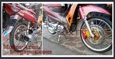 Supra Fit New Modif by Foto Motor Supra Fit Di Modif Terkeren Dan Terbaru