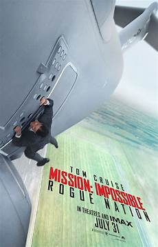 mission impossible rogue nation mission impossible 5 trailer title part 5 is rogue nation