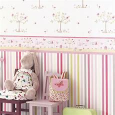 babyzimmer tapete mädchen farbgestaltung im kinderzimmer kinderzimmer gestalten