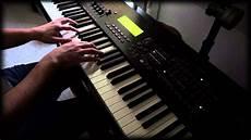 Jayb Volatile Blue Live On Yamaha S90 Es