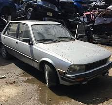 He Won T Junk It 1985 Peugeot 505 Turbo
