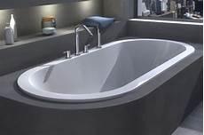 baignoire ovale moderne city 175x80cm watergame company