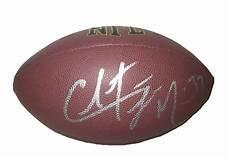 christine michael autographed nfl wilson football seattle seahawks proof photo football nfl