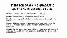 quadratic equation standard form calculator graphing quadratic equations in standard form calculator tessshebaylo