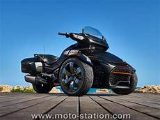 Essai Can Am Spyder F3 T Et Limited 2016 Route