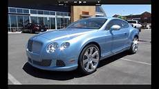 2012 bentley continental gt start up exhaust and in