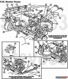 90 heater vacuum diagram 1983 ford bronco diagrams picture supermotors net