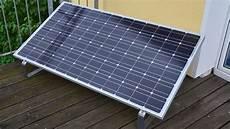 Photovoltaik F 252 R Die Steckdose Steckerfertige Solarmodule