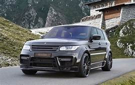 Mansory Gives Range Rover Sport Full Carbon Fibre Body