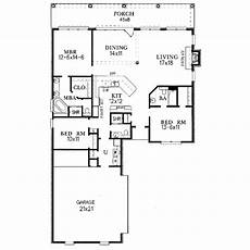 1700 square foot house plans european style house plan 3 beds 2 5 baths 1700 sq ft