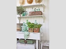 Vintage Style Decorating With Demijohns   BHG Style Spotters