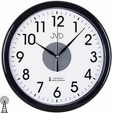 pin auf jvd clocks