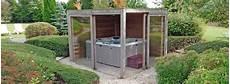 idee d abris de jardin abris de spa en bois for the home en 2019 abri spa