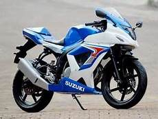 250 Modifikasi Motogp by Moto Gp Modifikasi Suzuki Thunder 250