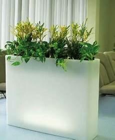 vasi resina prezzi vaso rettangolare con luce vasi in resina