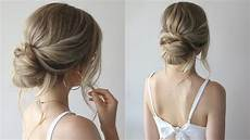 easy bridesmaid hairstyles to do yourself how to simple updo bridesmaid hairstyles 2019