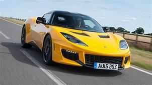 First Drive Lotus Evora 400  Top Gear