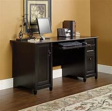 black home office furniture new sauder furniture 408558 edge water home office black