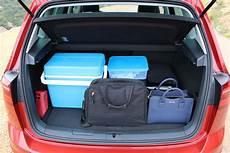 Golf 5 Kofferraum Maße Der Neue Golf Sportsvan Im Test Autogef 252 Hl
