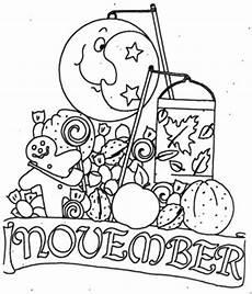 Malvorlagen Jahreszeiten Kostenlos Runterladen November Mit Mond Ausmalbild Malvorlage Monatsbilder