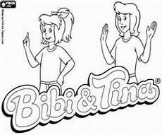 bibi und tina malvorlagen321