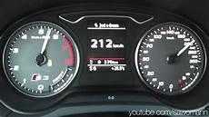 300 Mph In Kmh - 2013 audi s3 300 hp 0 100 km h 0 100 mph 0 200 km h