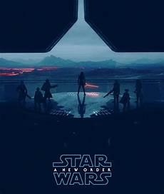 wars episode ix a new order fan poster