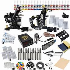 biomaser k2 13 complete tattoo kit beginner tattoo starter