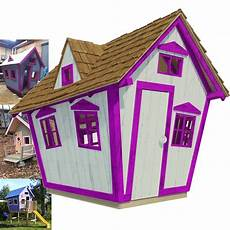 kids crooked house plans crooked playhouse plans