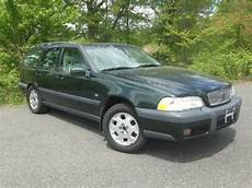 1999 volvo v70xc sell used 1999 volvo v70 xc cross country for winter