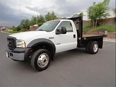Sell Used Flatbed 2006 Ford F450 4x4 Dually 60L Diesel