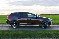Essai De La Volvo V60 Cross Country La Boucle Est