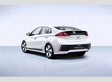 2017 Hyundai Ioniq Plug In Hybrid Priced Lower Than Toyota