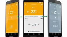 heizkörperthermostat per app steuern tado 176 thermostat v3 integriert apple homekit und